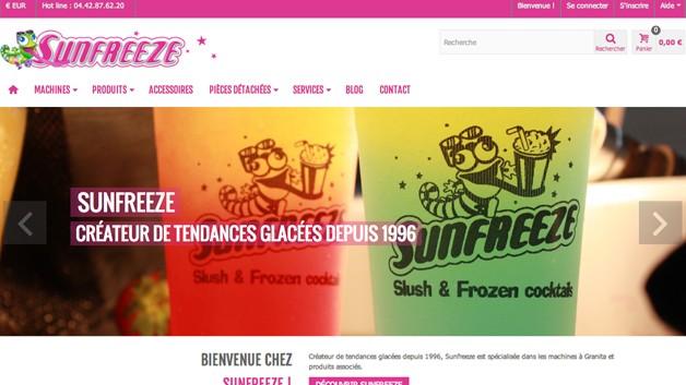 Refonte site e-commerce prestashop