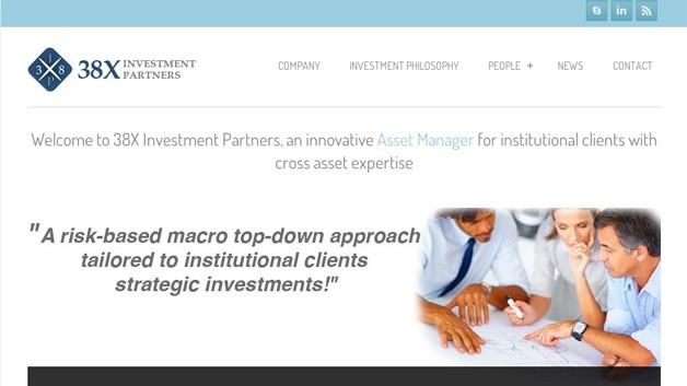 Site web société de conseil investissement